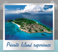 Diving - Private Island experience