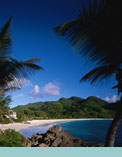 Banyan Tree Seychelles ocean views