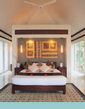 Banyan Tree Seychelles Beachfront spa pool villa